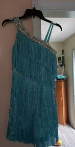 Flapper Dance Costume